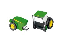 FLASH DISK JOHN DEERE, TRAKTOR 4GB